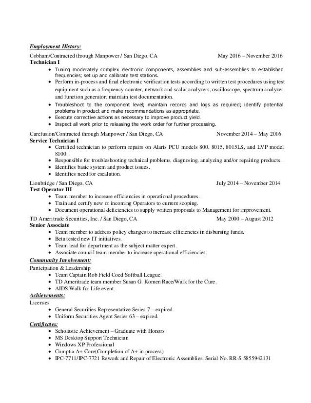 slot technician resume - Jolivibramusic - library technician resume