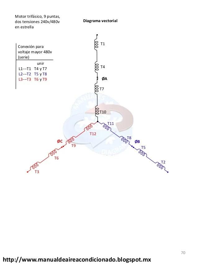 480v y diagram