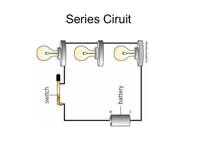 circuit is path that allows electricity to flow through