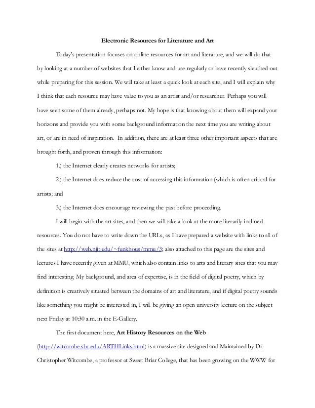 apa essay example