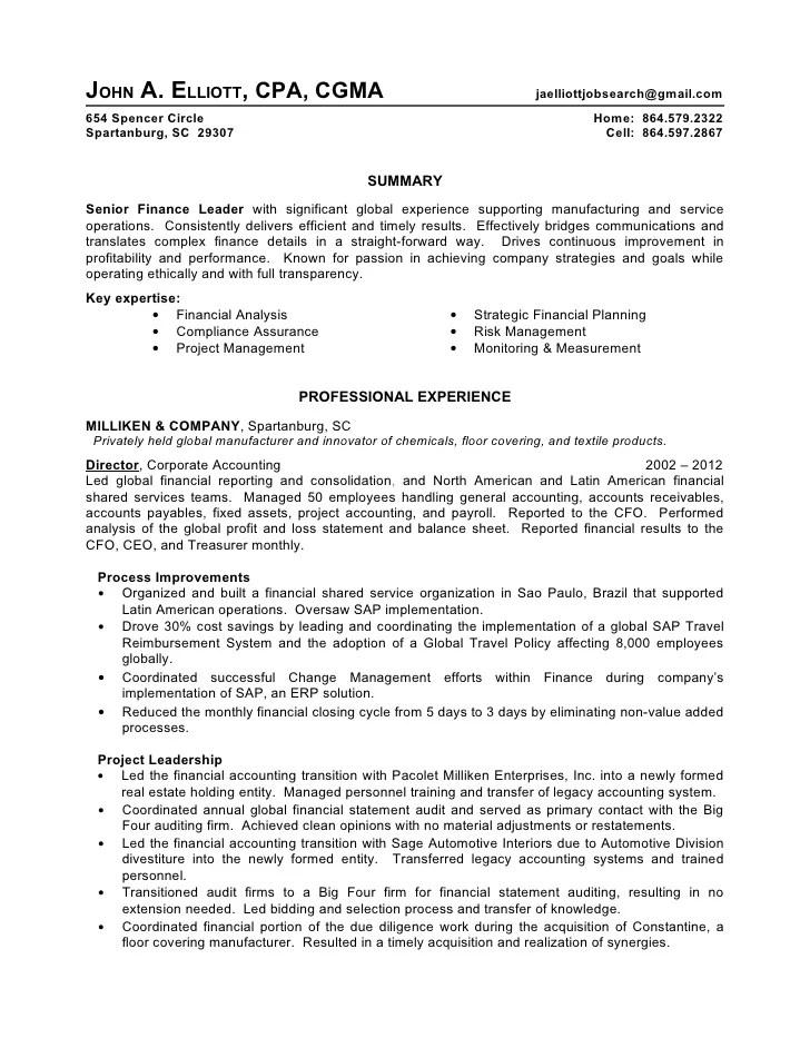 audit senior resumes - Acur.lunamedia.co