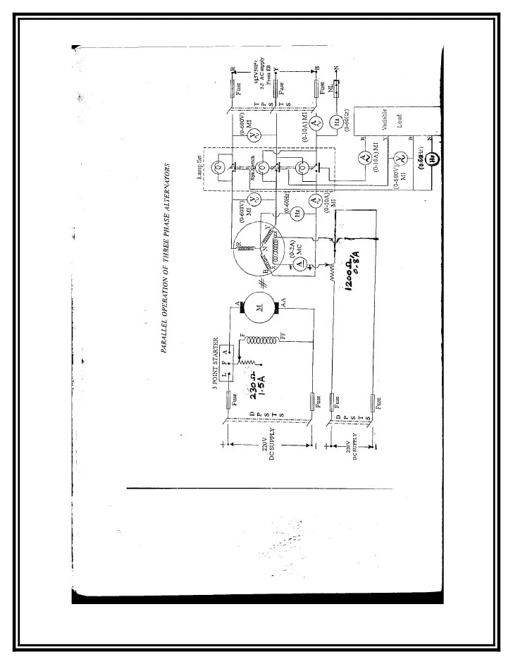 squirrel cage induction motor circuit diagram