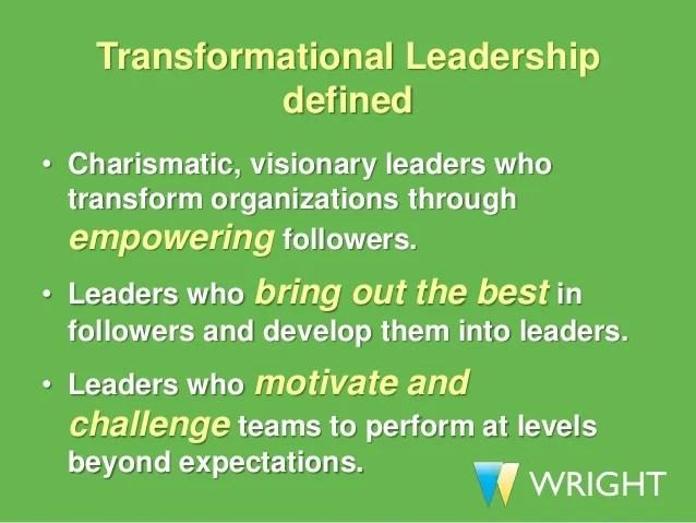transformational leadership definition - Josemulinohouse - transformational leadership definition