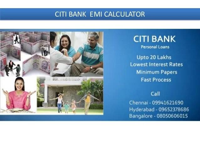 axis bank emi calculator