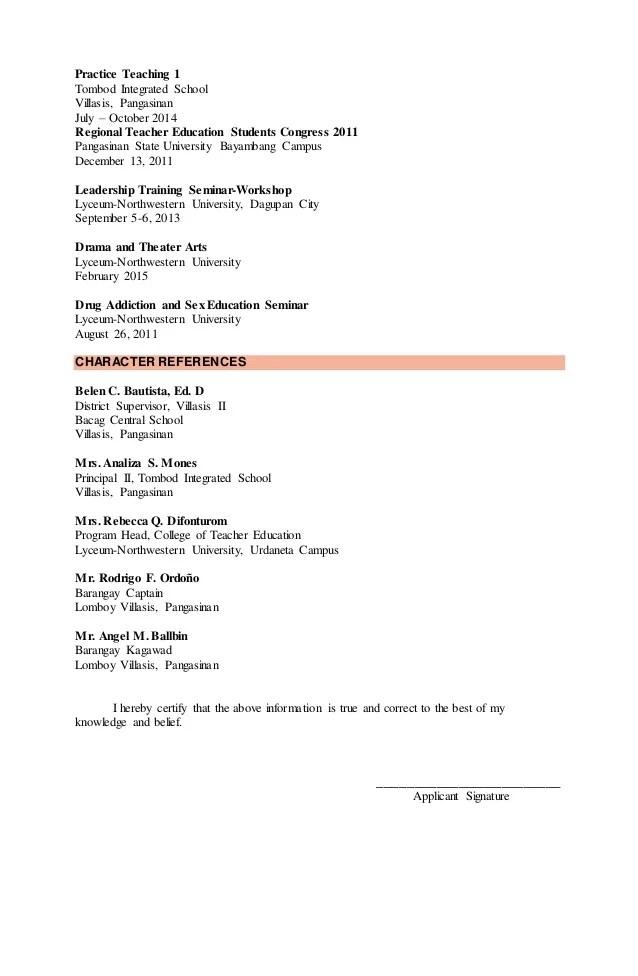 resume samples education - Romeolandinez - resume samples for teachers