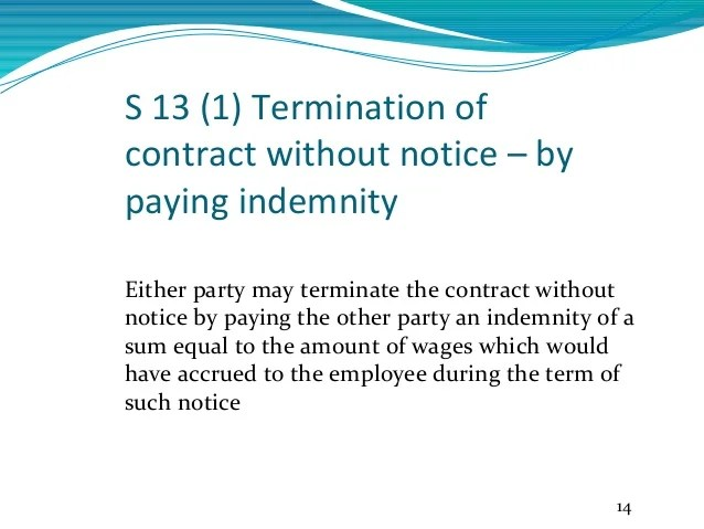 Wage Wikipedia Employee Termination Laws In Malaysia