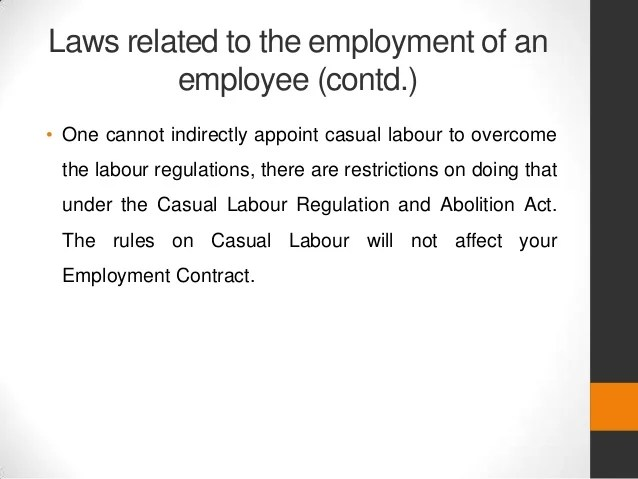 Employment Contract Holiday Clause – Casual Employment Agreement