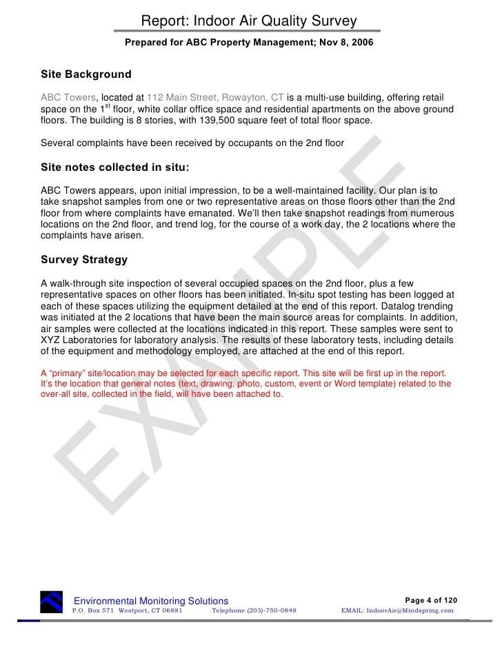technical report format word - Josemulinohouse - technical report sample