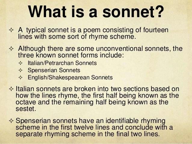 Shakespeare39s Sonnets