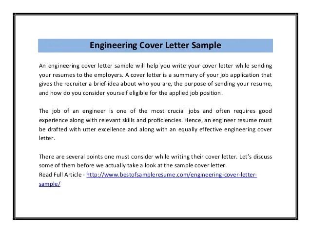Cover Letter Samples Pdf - Onwebioinnovate
