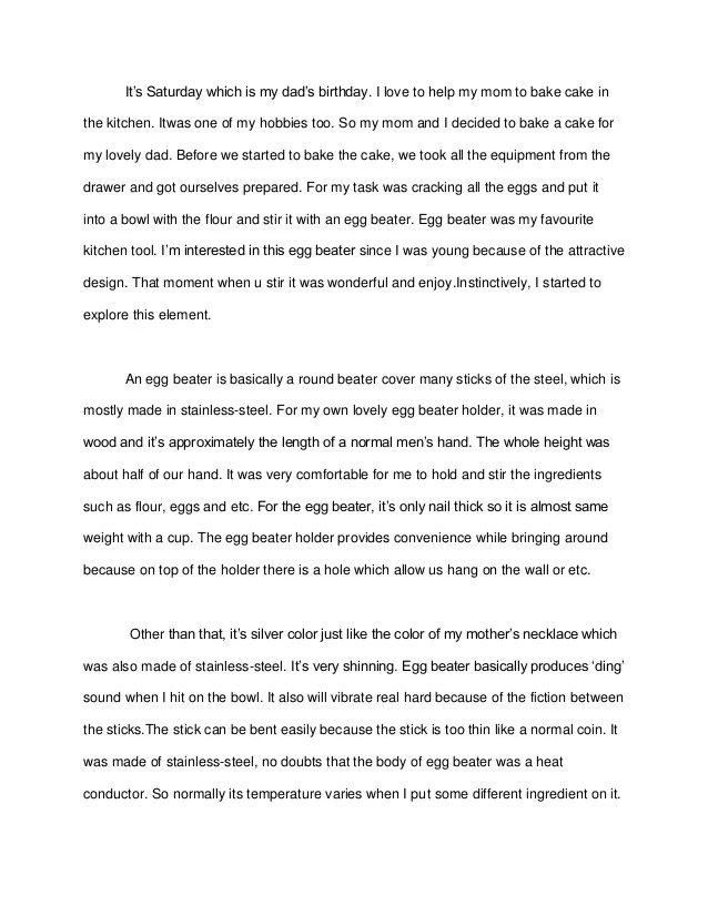 Essay On My Mother In English Mistyhamel