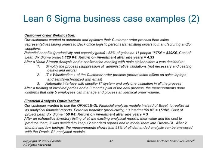 Six Sigma Consultant Sample Resume Six Sigma Consultant Sample
