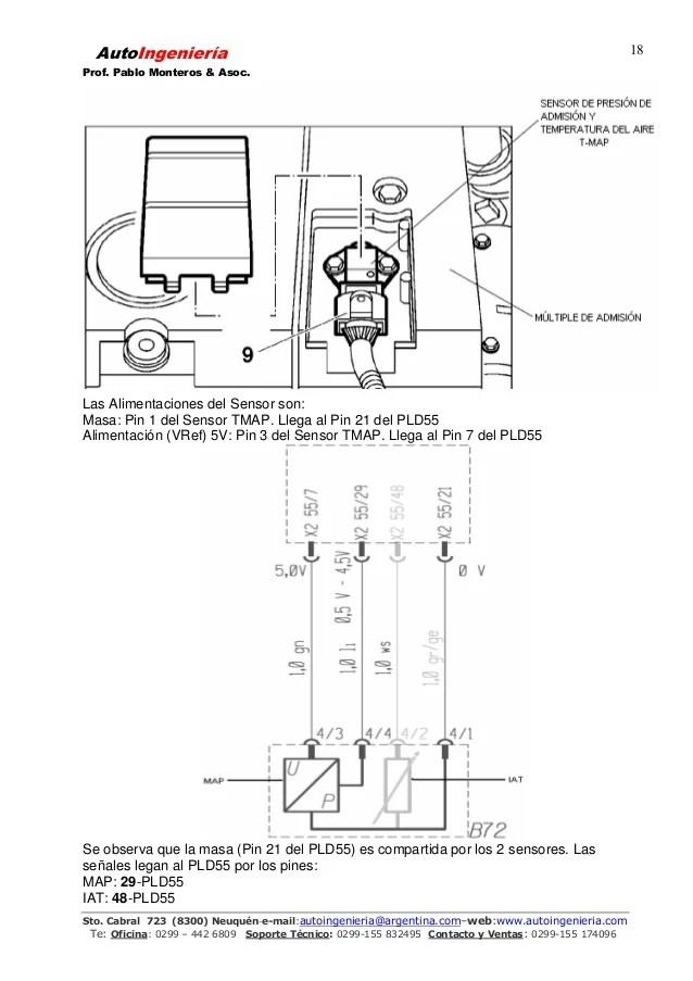 benz Diagrama del motor