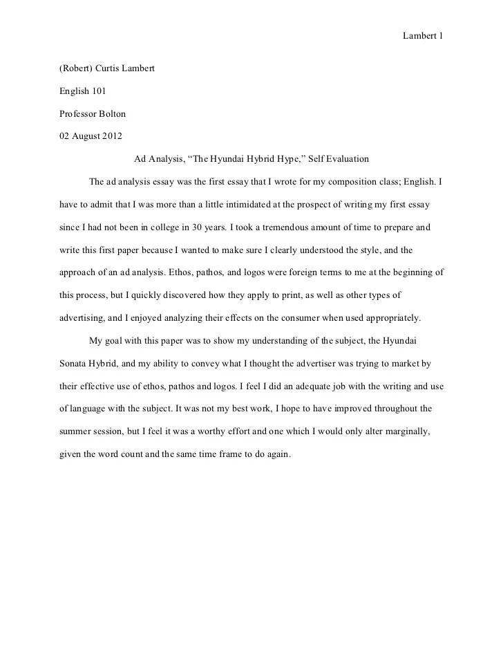 self evaluation essays - Towerssconstruction