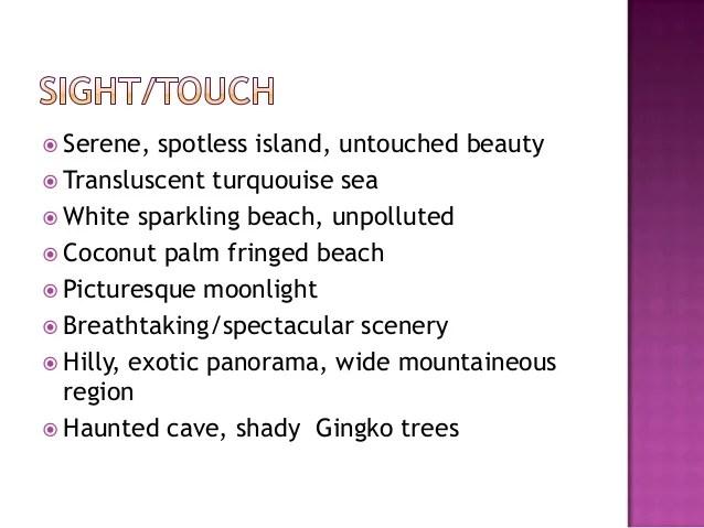 Descriptive Essay About Swimming In The Ocean Mistyhamel