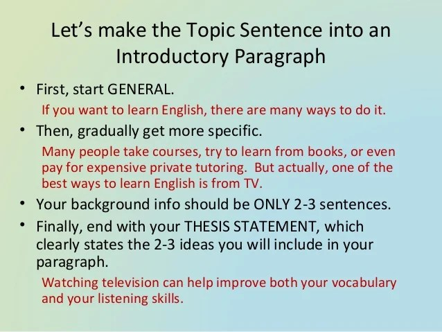 how to make an introduction for an essay - Gottayotti - how to make a introduction paragraph
