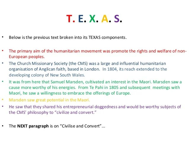 Apply Texas Essay Requirements