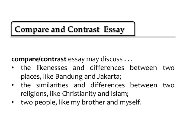 different kinds of essay writing types of essays and examples us - what are the different kinds of essay
