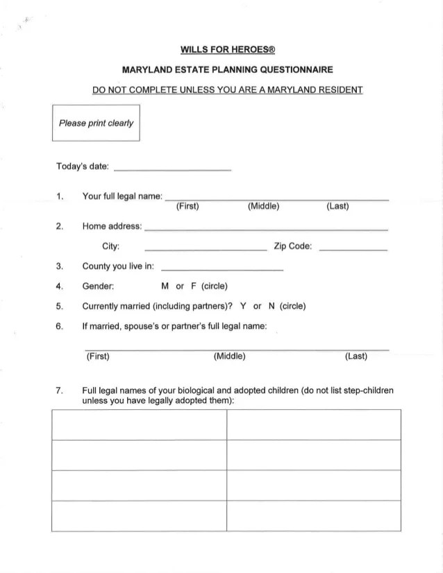 Financial Planning Questionnaire Template | cover letter template ...