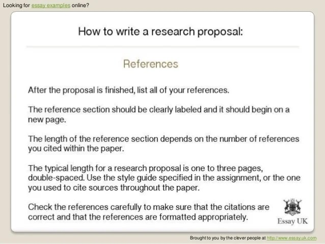 How To Write A Proposal Essay Examples Of A Proposal Essay Cover
