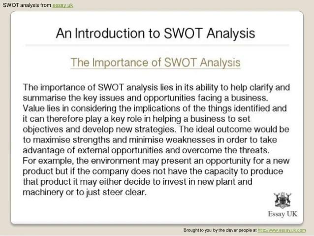 sample swot analysis essay swot analysis essay example counter