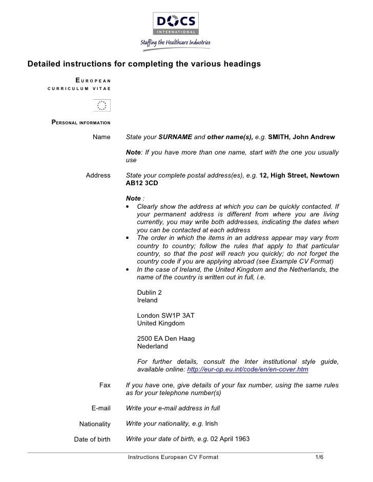 drivers cv format - Towerssconstruction