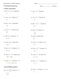 Factoring Trinomials Worksheet Answers Kuta - adding and ...