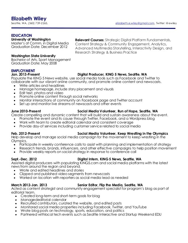 Sports Resume Examples Athletic Resume Template Free Format
