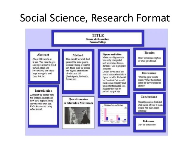 science poster format - Josemulinohouse - scientific poster layouts
