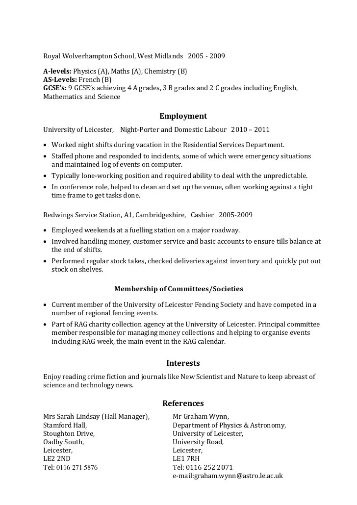 skills based cv template - Selol-ink