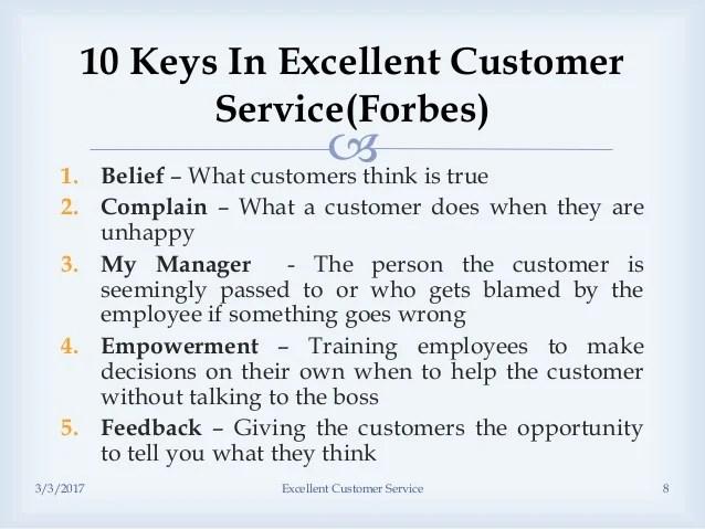 what is excellent customer service - Koranayodhya