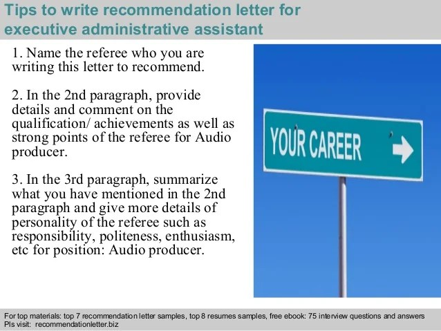 Great Administrative Istant Reference Letter Images## Leading