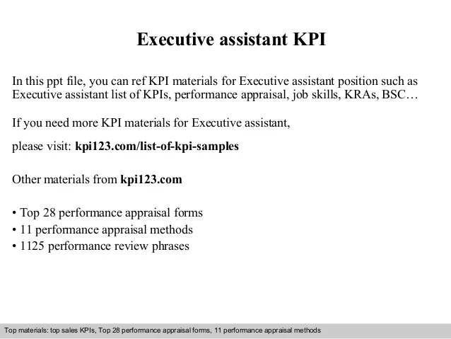 Credit Analyst Interview Questions And Answers L Brief Guide Executive Assistant Kpi