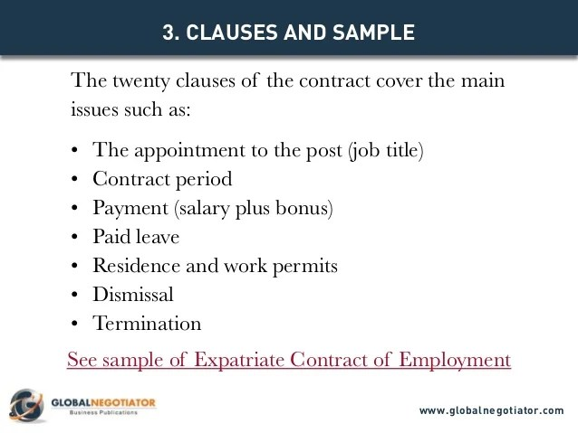 draft contract of employment sample - Romeolandinez