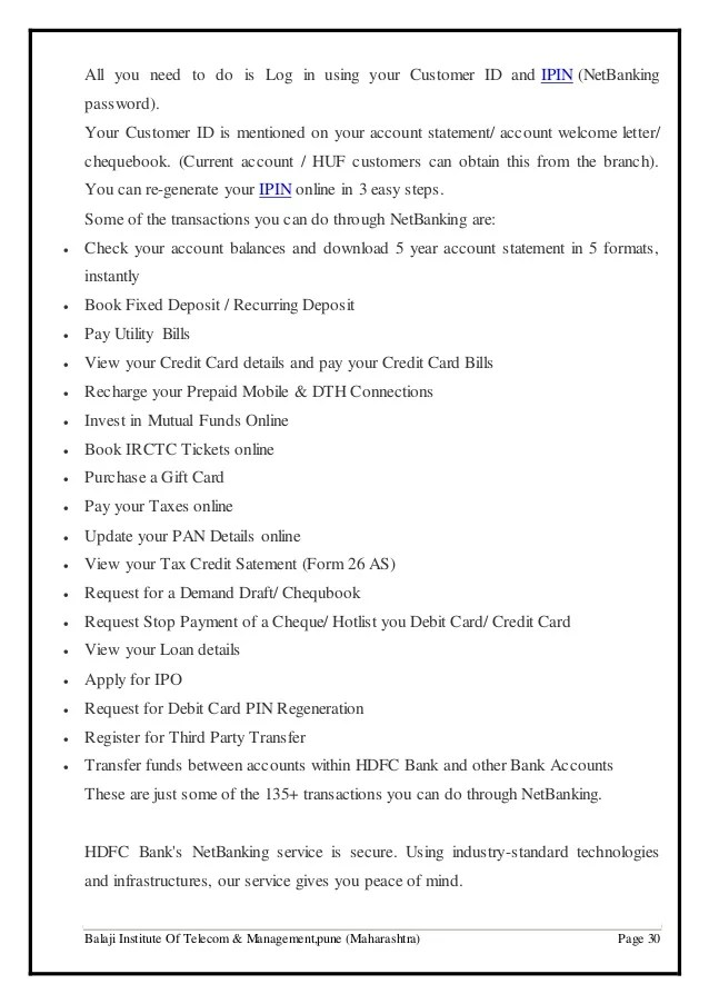 Welcome To Hdfc Bank Netbanking   Upcomingcarshq.com