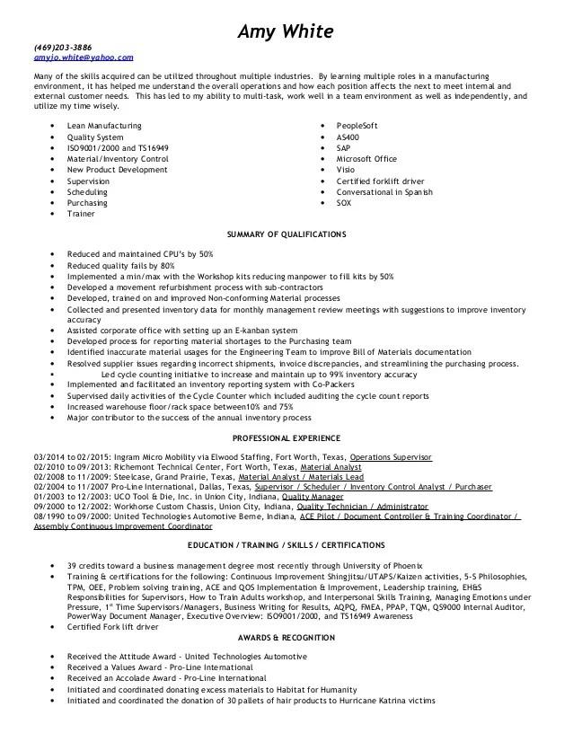 inventory control resume - Ozilalmanoof - inventory management associates resume