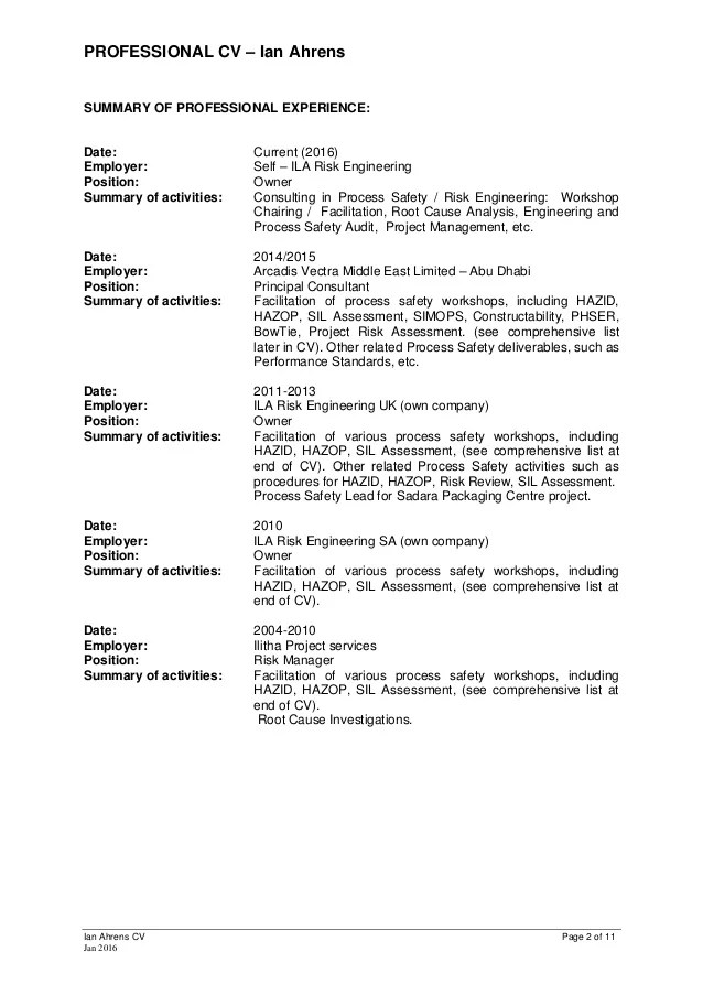 cv product owner