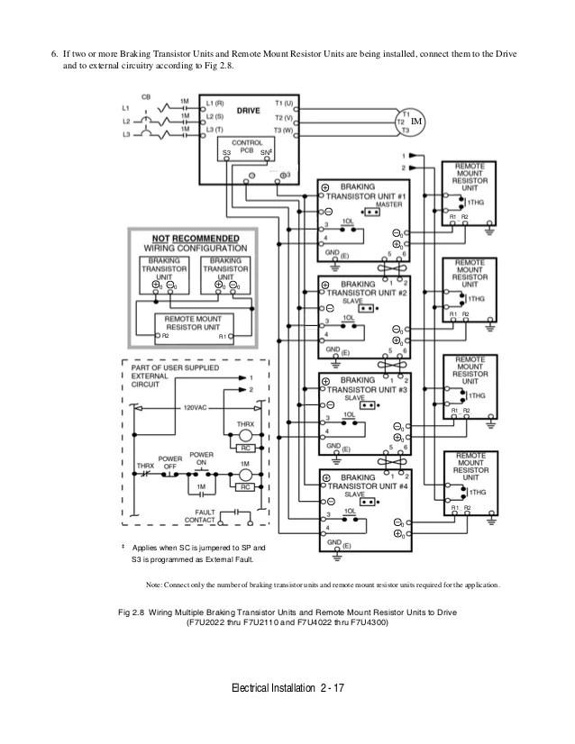 YASKAWA A1000 WIRING DIAGRAM - Auto Electrical Wiring Diagram