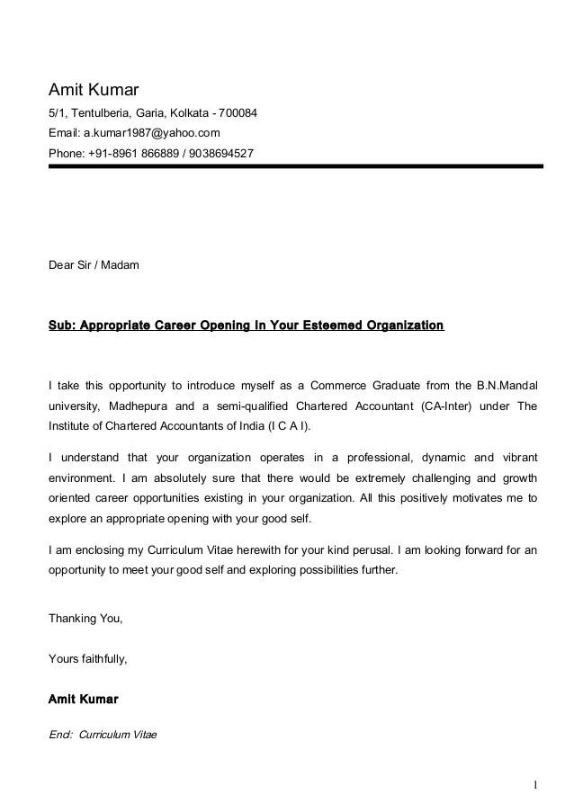 cv and cover letter - Jolivibramusic - Best Sample Cover Letter For Resume