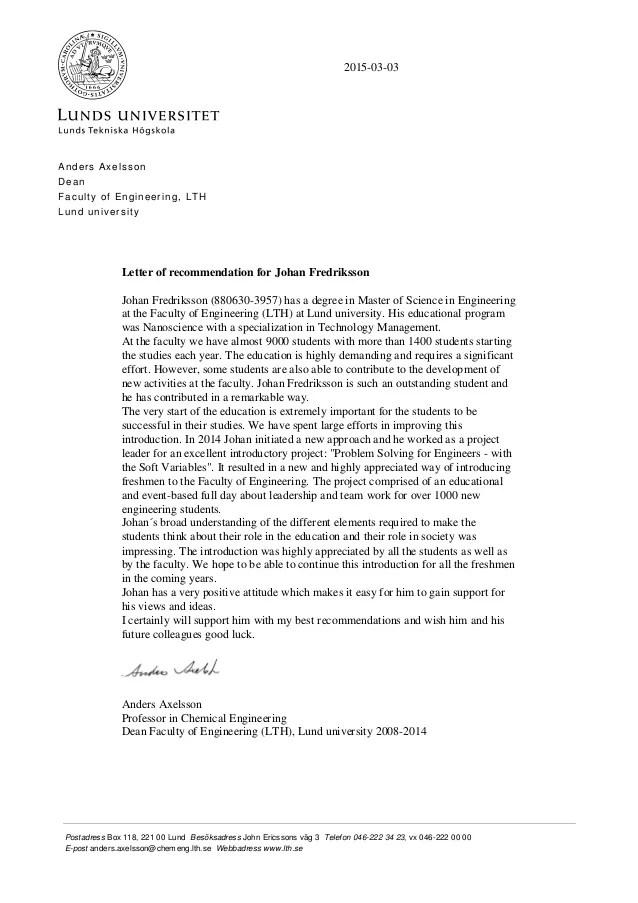 recommendation letter postdoc - Akbagreenw