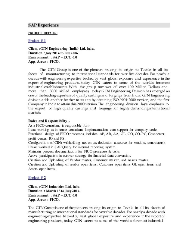 sap accounts payable resume accounting specialist sample resume