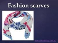 Fashion Scarves Sydney