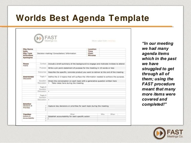 best meeting agendas - Muckgreenidesign - best minutes of meeting template