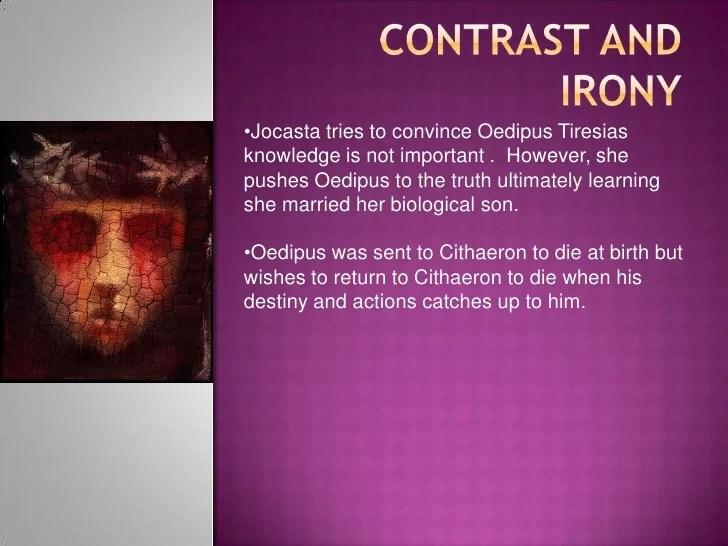 oedipus rex essays