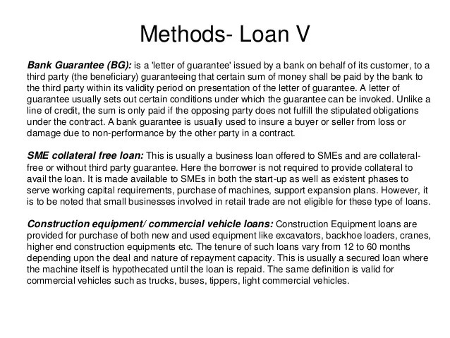 How To Open An Lc Procedures To Open A Letter Of Credit Project Financing Methods