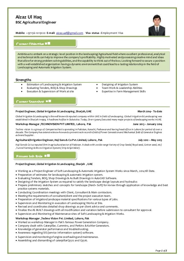 resume sample for agricultural engineering free sample resume template cover letter and resume agriculture engineer sample - Agricultural Engineer Cover Letter