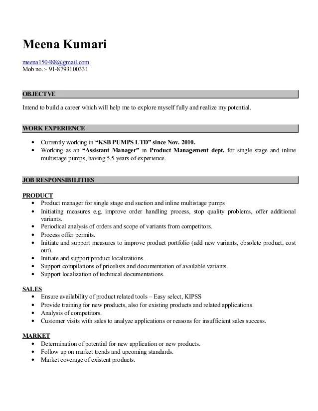 build resume gmail