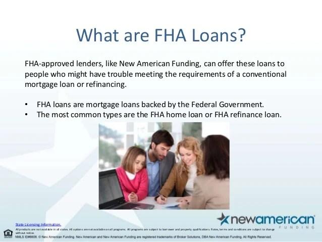 FHA Loan Pros & Cons