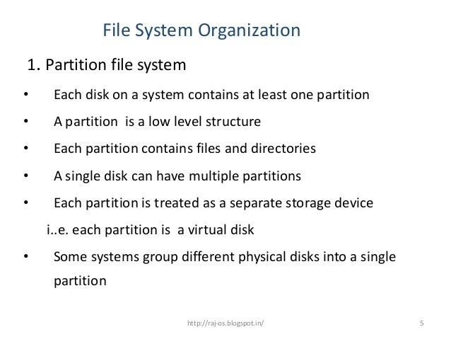 Entry4 File Directory Definition 54 2
