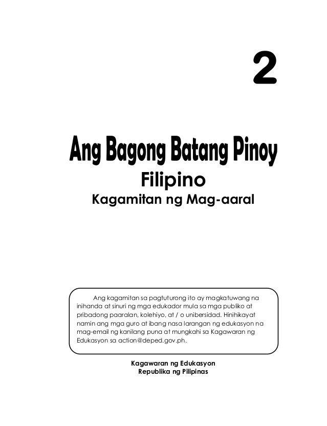 thesis sa filipino subject